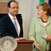 À Rome, Merkel fait la leçon à Hollande