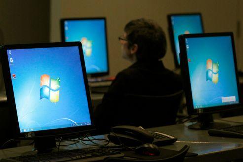 Le marché français des PC en berne cette année