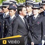 Hommage national aux gendarmes tuées