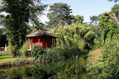 Les pavillons du bois de Vincennes et leur rénovation