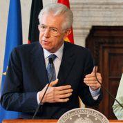Monti veut forcer la réforme du travail