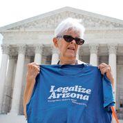 Les pouvoirs de l'Etat de l'Arizona restreints