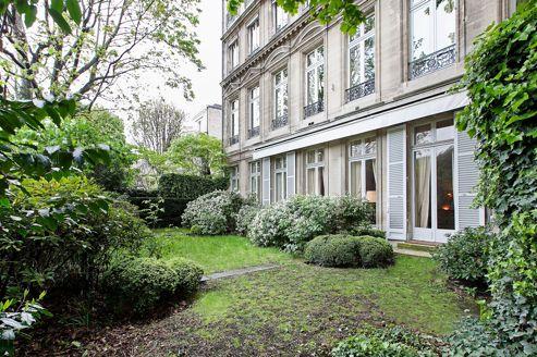 L'appartement d'Hélène Rochas est à vendre