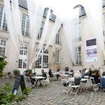 Le café de l'Institut suédois