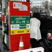 Le prix du gazole au niveau de l'été 2011