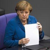 Merkel rejette encore les idées françaises