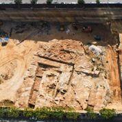 Au Liban, un port phénicien détruit