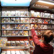 Les ventes de consoles s'essouflent en France