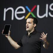 Tablettes: Nexus 7, fer de lance de Google