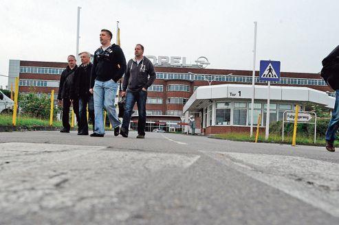 Opel veut fermer son usine de Bochum pour réduire ses coûts