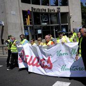 Espagne : les «indignés» soutenus par les seniors