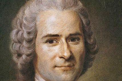 Portrait de Jean-Jacques Rousseau en 1753, pastel de Maurice Quentin de La Tour. (DR)
