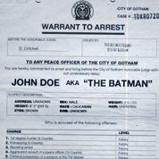 Batman ,l'imposant marketing viral