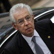 La satisfaction de Mario Monti