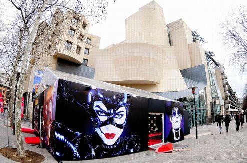 La cinémathèque, à Bercy. L'État lui octroie20,1 millions d'euros pour organiser des expositions et des rétrospectives.