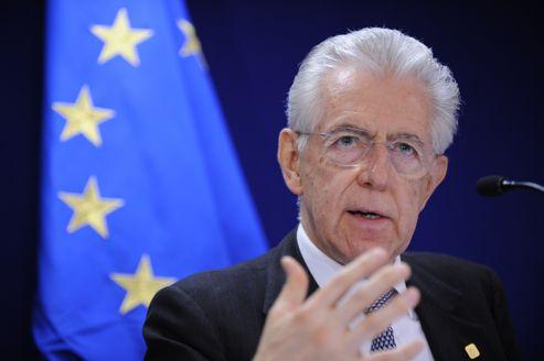 Mario Monti à la manœuvre