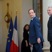 Sondagesen baisse pour Hollande et Ayrault