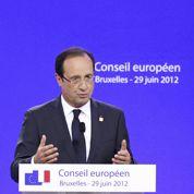 Relance : mission réussie, dit Hollande