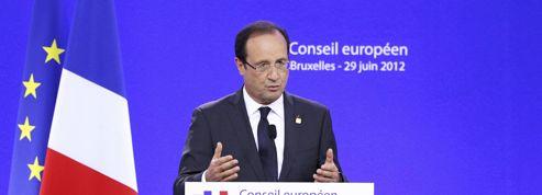 Pacte budgétaire : mission réussie, estime Hollande