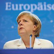 Merkel obtient le vote du pacte budgétaire