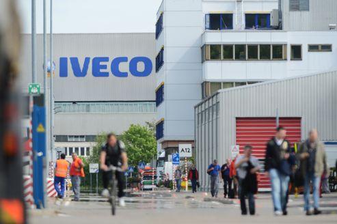 Fiat fermera 5 usines Iveco dont une en France