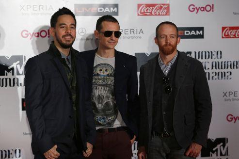 Linkin Park détrône Justin Bieber dans les charts