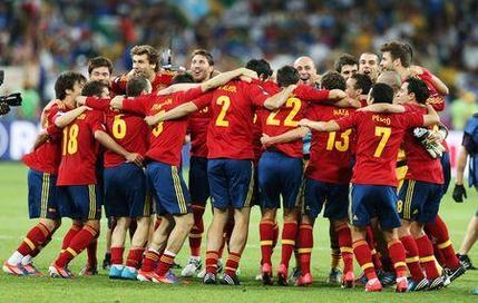Pourquoi l'Espagne a (encore) triomphé