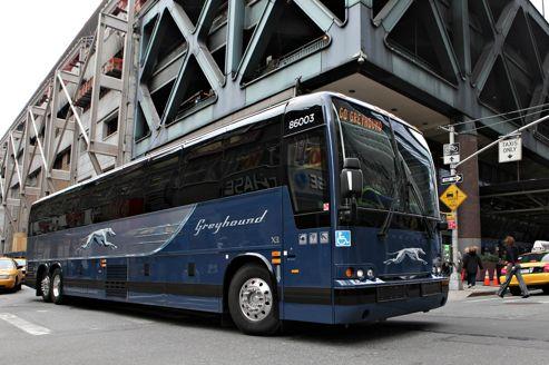 L'autocar redevient populaire aux États-Unis