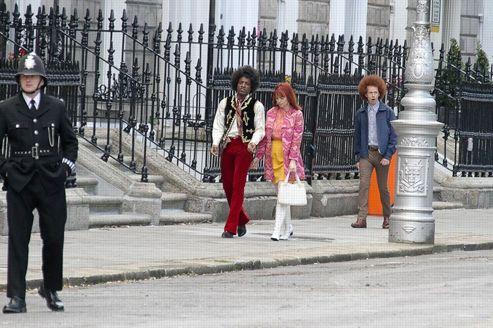 Jimi Hendrix, un biopic sans sa musique