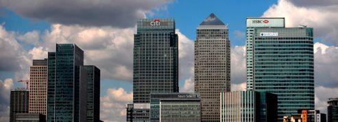 Des milliers d'emplois menacés dans les banques