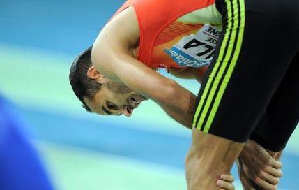 Baala renonce aux Jeux