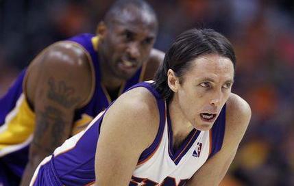 Nash, le soleil des Lakers