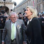 Le Pen, coutumier des piques contre sa fille