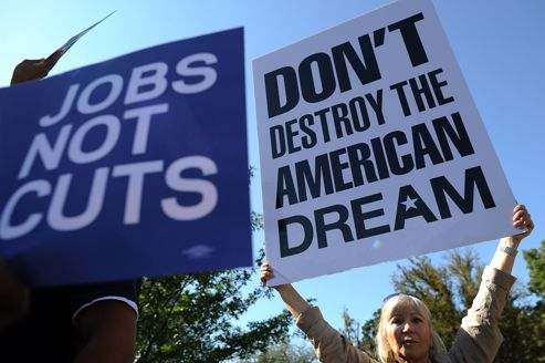 États-Unis: les chiffres de l'emploi sont décevants