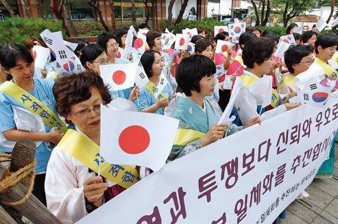 L'ultime combat des «femmes de réconfort» coréennes