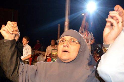 L'Égypte découvre sa nouvelle première dame