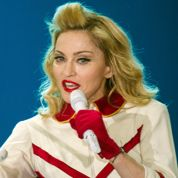 Madonna pleure lors de son concert à Berlin