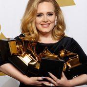 Adele en tête, loin devant Lionel Richie