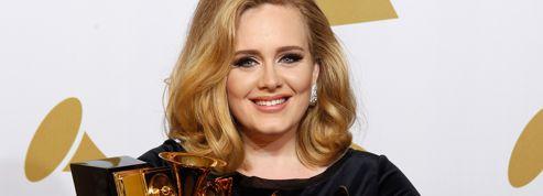 Adele en tête des ventes d'albums, loin devant Lionel Richie