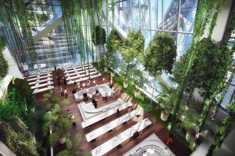 a quoi ressembleront nos habitats du futur. Black Bedroom Furniture Sets. Home Design Ideas