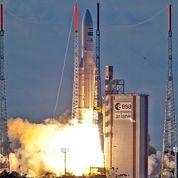 Mission réussie pour le 63e vol d'Ariane 5