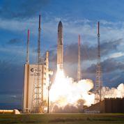 L'Europe, numéro un des satellites météo