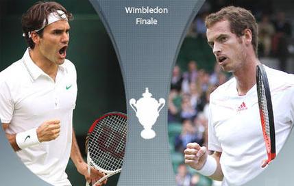 Federer - Murray en DIRECT