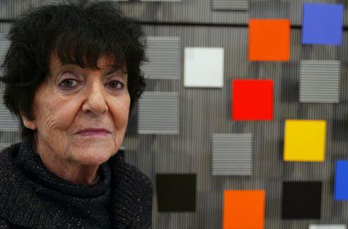 Denise René, reine de l'art géométrique.