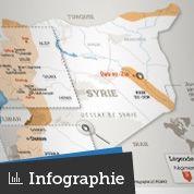 Les effectifs de l'Armée syrienne libre