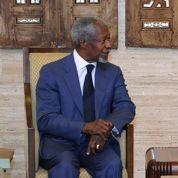 Syrie: Kofi Annan prolonge sa mission