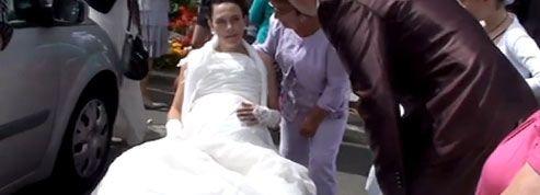 Elle accouche, à la mairie, le jour de son mariage