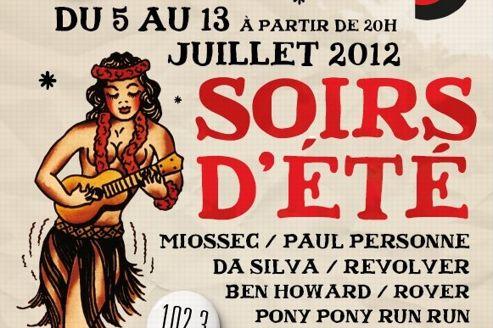 Soirs d'été à Paris : 8 jours de concerts gratuits en plein air