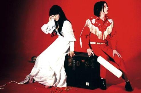 White Stripes : leurs premiers concerts sur 45 tours