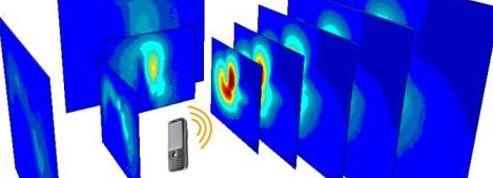 Les ondes électromagnétiques photographiées